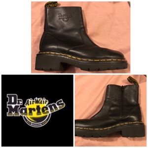 ‼️DR MARTENS 9489 SIDE ZIP BOOTIES‼️